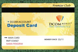 Kartu DCOM Gold